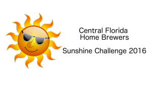 Sunshine Challenge